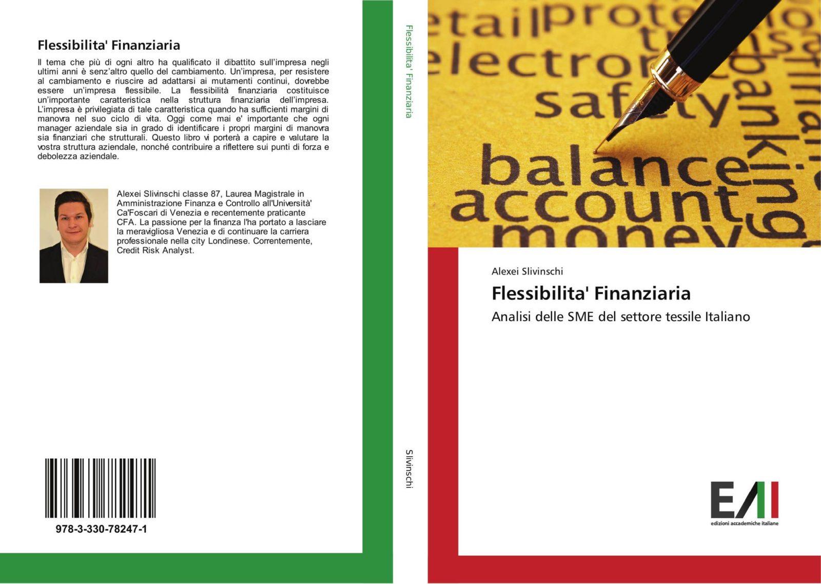 Cover of Alexei's book